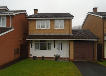 Thumbnail 3 bed detached house to rent in Heron Close, Telford