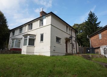 Thumbnail 3 bed semi-detached house for sale in Bromford Crescent, Erdington, Birmingham