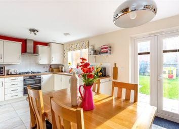 Thumbnail 4 bed detached house for sale in Blake Road, Hermitage, Thatcham, Berkshire