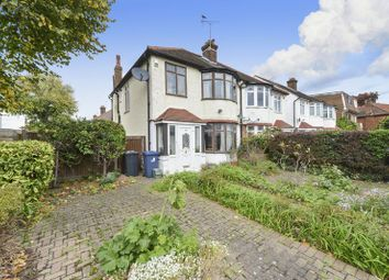 Thumbnail 3 bed semi-detached house for sale in Popes Lane, Ealing, London
