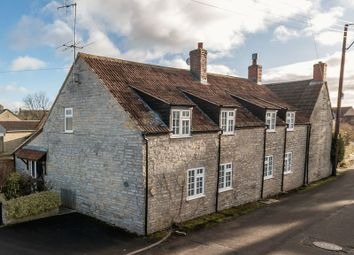 Thumbnail 4 bed cottage for sale in West End, Somerton