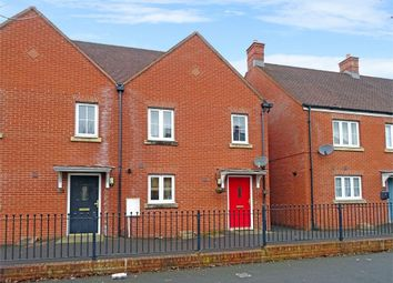 Thumbnail 2 bed end terrace house for sale in Queen Elizabeth Drive, Swindon, Wiltshire