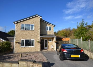 Thumbnail 3 bedroom detached house for sale in Rushen Mount, Chesterfield