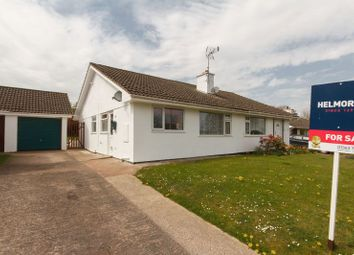 Thumbnail 2 bed semi-detached bungalow to rent in Cleave Close, Tedburn St. Mary, Exeter