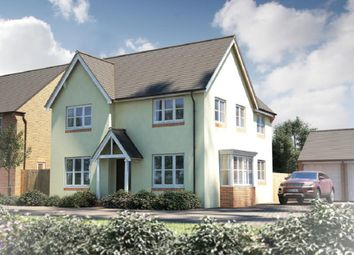 Thumbnail 4 bed detached house for sale in Taunton Road, Wellington