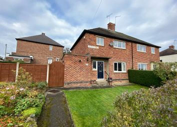 Thumbnail 3 bed semi-detached house for sale in Welwyn Road, Gleadless