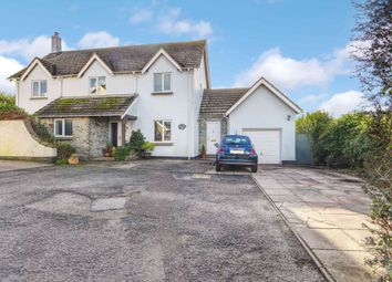 4 bed detached house for sale in Poyers, Wrafton, Braunton EX33