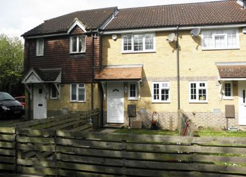 Thumbnail 2 bed terraced house for sale in Wildfell Close, London