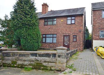 Thumbnail 3 bed semi-detached house for sale in Rollason Road, Erdington, Birmingham