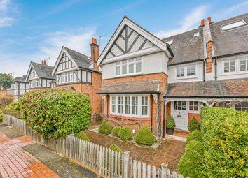 Southville Road, Thames Ditton KT7. 4 bed semi-detached house for sale