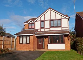 Thumbnail 5 bed detached house for sale in The Heathers, Evesham