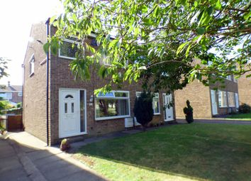 Thumbnail 2 bed semi-detached house for sale in Climbing Tree Walk, Pegswood, Morpeth