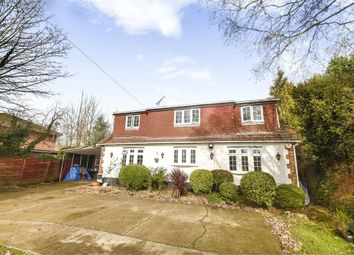 Thumbnail 5 bedroom detached house for sale in Weir Place, Staines-Upon-Thames, Surrey