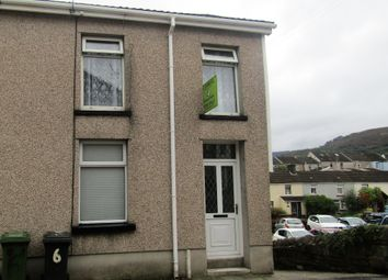 Thumbnail 3 bed end terrace house to rent in Elizabeth Street, Aberdare