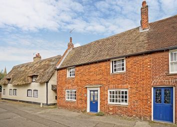 Thumbnail 3 bed semi-detached house for sale in Lucks Lane, Buckden, St. Neots