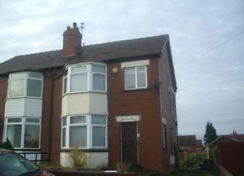 Thumbnail 3 bed semi-detached house for sale in Harehills Park Terrace, Leeds