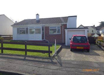 Thumbnail 2 bedroom bungalow to rent in Blindwell Avenue, Kingsteignton