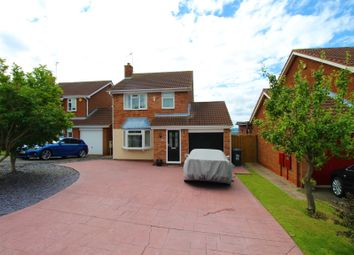 Thumbnail 3 bed detached house for sale in Orchid Close, Stapenhill, Burton-On-Trent