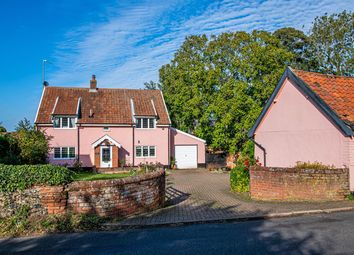Thumbnail 4 bed detached house for sale in Old Bury Road, Stanton, Bury St. Edmunds