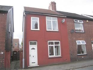 Thumbnail 3 bed end terrace house to rent in Kings Road, Cudworth, Barnsley