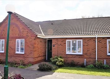 Thumbnail 2 bed terraced bungalow for sale in Broughton Close, Anstey, Leicester