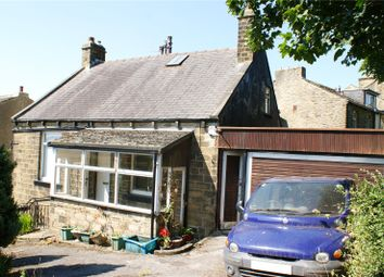 Thumbnail 3 bed detached house for sale in Slaymaker Lane, Oakworth, Keighley, West Yorkshire
