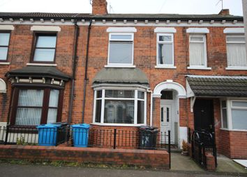 Thumbnail 3 bedroom terraced house to rent in Queensgate Street, Hull, East Yorkshire