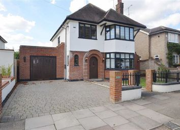 Thumbnail 4 bed detached house for sale in Daines Way, Thorpe Bay, Essex