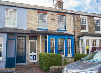 Thumbnail 3 bedroom terraced house for sale in Rathmore Road, Cambridge