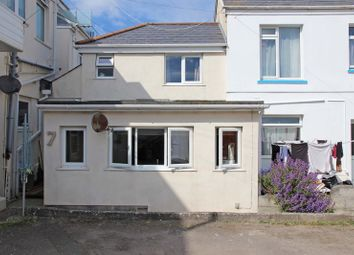 Thumbnail 1 bed terraced house for sale in Tower Road, Newquay