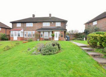 Thumbnail 3 bedroom semi-detached house for sale in Stanborough Avenue, Borehamwood, Hertfordshire