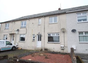 Thumbnail 3 bed terraced house for sale in Sunnyside Crescent, Mauchline, East Ayrshire