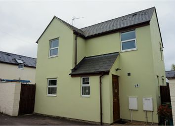 Thumbnail 2 bed detached house for sale in West Way, Cheltenham