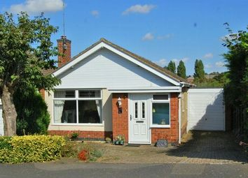 Thumbnail 2 bed detached bungalow for sale in St Peters Way, Weedon, Northampton
