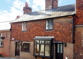 Thumbnail 3 bed cottage to rent in High Street, Goudhurst, Cranbrook