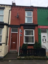 Thumbnail 2 bed terraced house to rent in Lochinvar Street, Walton, Liverpool