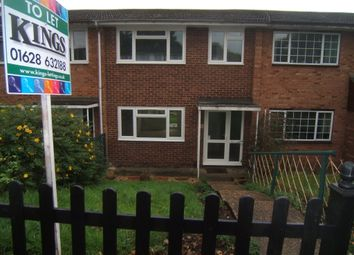 Thumbnail 3 bed property to rent in Longleat Gardens, Maidenhead
