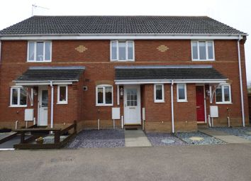 Thumbnail 2 bed terraced house to rent in 37 Howley Gardens, Parkhill, Lowestoft
