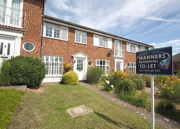 3 bed terraced house to rent in Midhope Close, Woking GU22