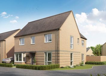 """Thumbnail 4 bedroom detached house for sale in """"Avondale"""" at Pedersen Way, Northstowe, Cambridge"""