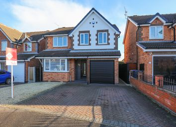 4 bed detached house for sale in Farm View Drive, Hackenthorpe, Sheffield S12