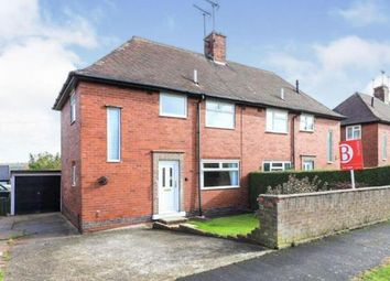 Thumbnail 3 bed semi-detached house for sale in William Street, Eckington, Sheffield, Derbyshire