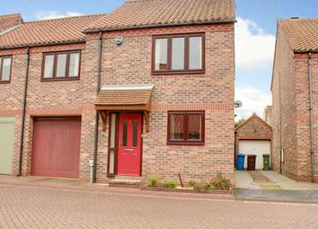 Thumbnail 3 bed semi-detached house to rent in St. Martins Court, Lairgate, Beverley