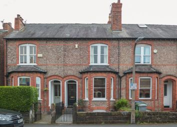 Thumbnail 3 bed terraced house for sale in Elm Road, Hale, Altrincham