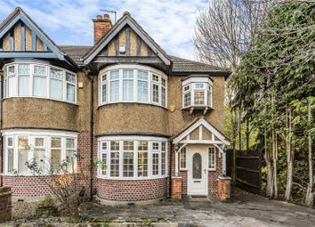 Thumbnail 3 bed end terrace house for sale in Victoria Road, Ruislip, Middlesex