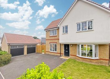 Thumbnail 4 bed detached house for sale in Chantry Road, Liverpool