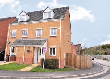 Thumbnail 3 bed semi-detached house for sale in Tudor Way, Leeds