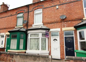 Thumbnail 3 bed terraced house for sale in Bathley Street, Meadows