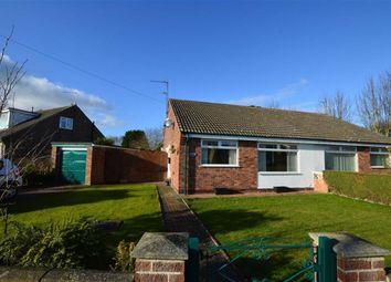 Thumbnail 2 bed semi-detached bungalow for sale in St Nicholas Drive, Hornsea, East Yorkshire