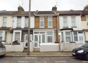 Thumbnail 3 bed terraced house for sale in May Road, Gillingham, Kent